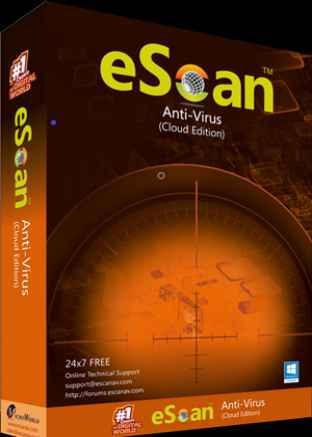 escan antivirus