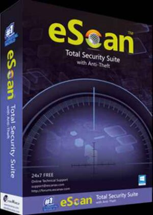 eScan Total Security
