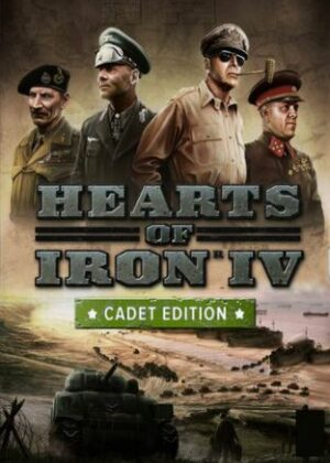 Hearts of Iron IV Cadet Edition