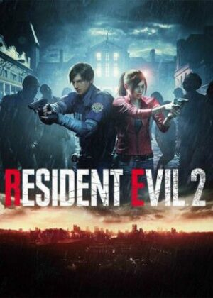 RESIDENT EVIL 2 / BIOHAZARD RE 2 Steam Key GLOBAL