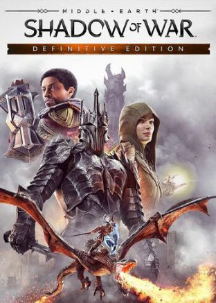 Middle earth Shadow of War Definitive Edition Steam Key GLOBAL