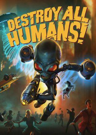 Destroy All Humans Steam Key GLOBAL