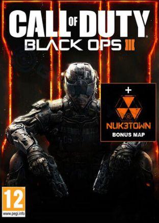 Call of Duty Black Ops III Steam Key GLOBAL