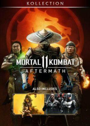 Mortal Kombat 11 Aftermath Kollection PC Steam Key GLOBAL