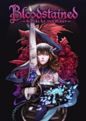 Bloodstained Ritual of the Night Steam Key GLOBAL